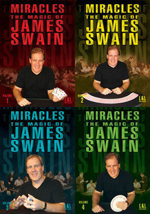 James Swain - Miracles The Magic (1-4)